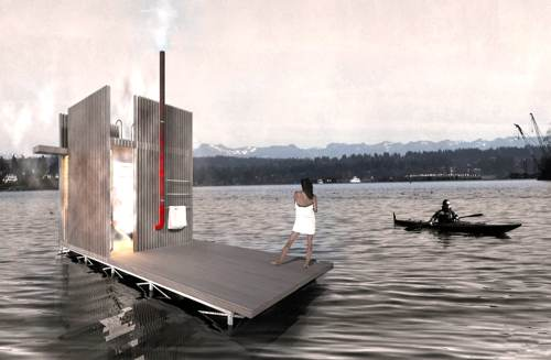 Floating-Saunas-Seattle