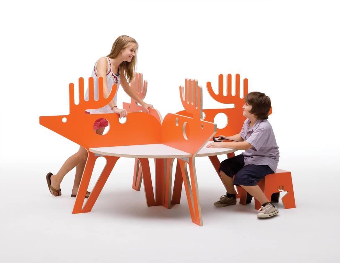 Zoo Desk by Silvio Russo.